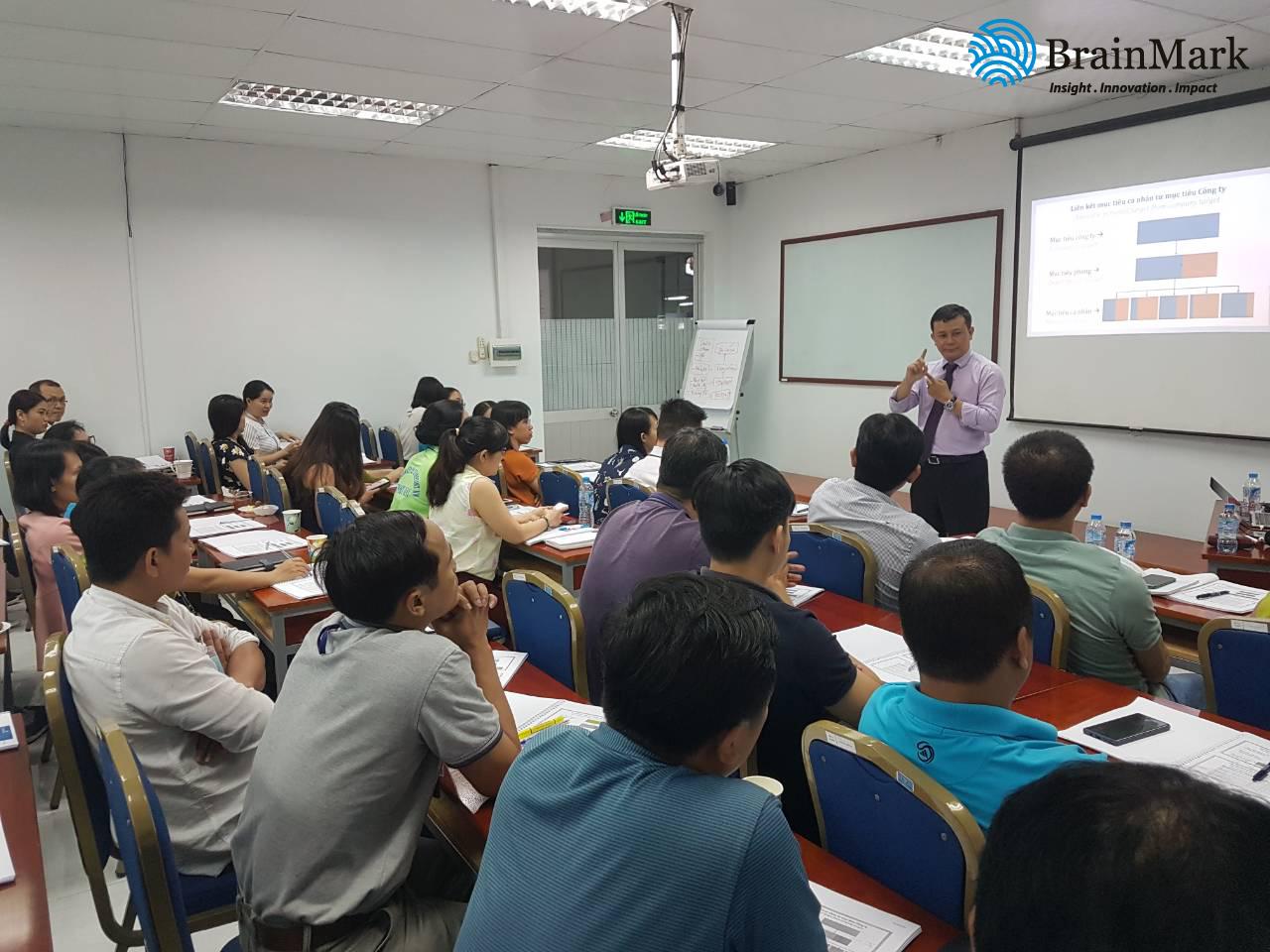 Tư vấn Xây dựng Hệ thống BSC – KPI tại Công ty CP StarPrint Vietnam