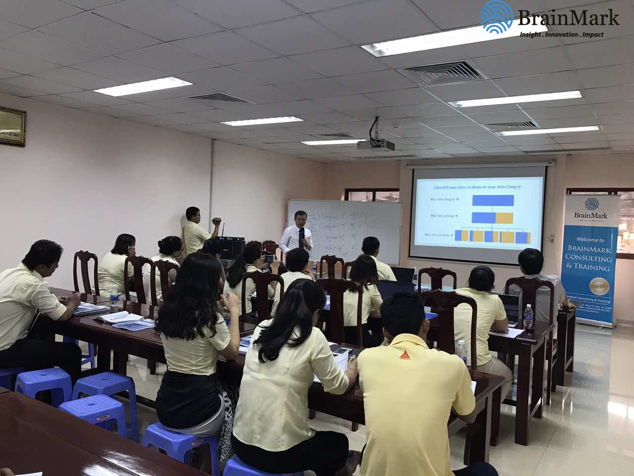 Tư vấn Xây dựng Hệ thống BSC – KPI tại Công ty Bao Bì Giấy Việt Trung Long An