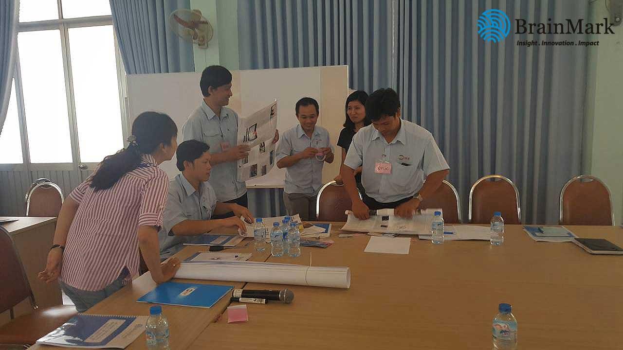 Đào tạo Kỹ năng Quản lý cấp trung quản trị hiệu quả tại Công ty CP Bột Giặt Lix